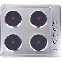 купить  Варочная поверхность электрическая Ventolux HE 604 (X) 3