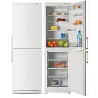 купить  Холодильник с нижней морозильной камерой ATLANT ХМ-4025-100