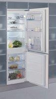 купить  Холодильник с нижней м/к для встраивания WHIRLPOOL ART770