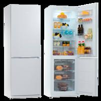 купить  Холодильник с нижней морозильной камерой SNAIGE RF34SМ-S10021