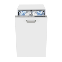 купить  Встраиваемая посудомоечная машина BEKO DIS 1520