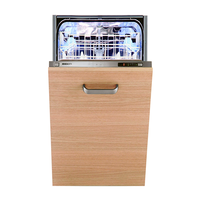 купить  Встраиваемая посудомоечная машина BEKO DIS 1501