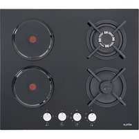 купить  Варочная поверхность комбинированная Ventolux HSF622-B3G T (BK)